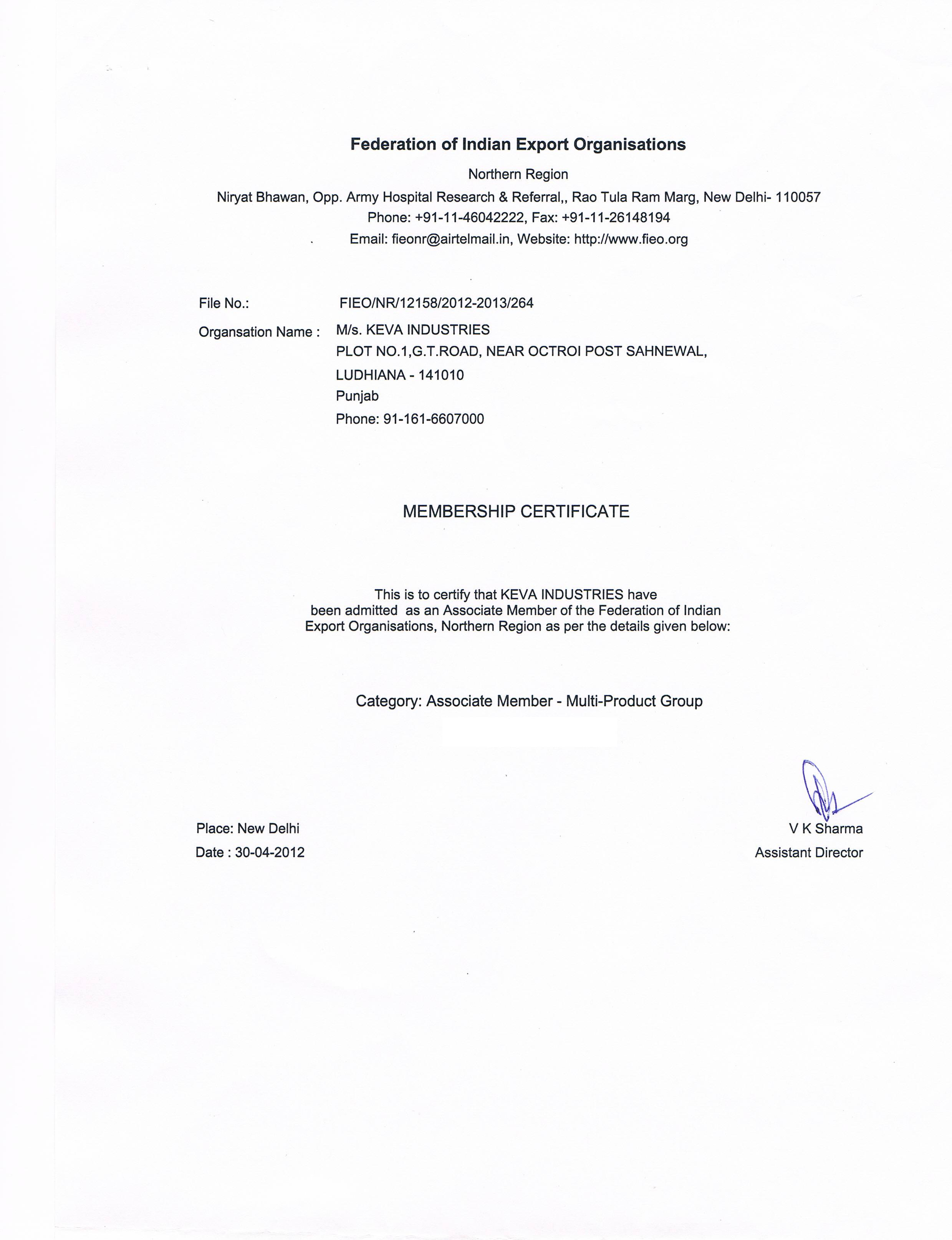 Doc596866 Noc Certificate for Employee NOC Letter Format for – Noc Certificate Format in Pdf
